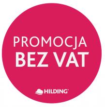 Hilding promocja bez VAT