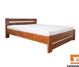 łóżko Dębowe Lk 261 Drewmax świat Sypialni Bielsko Rybnik