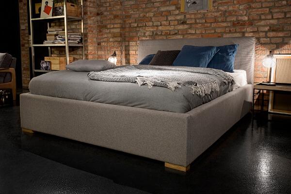 łóżko Tapicerowane Urban Hilding świat Sypialni Bielsko
