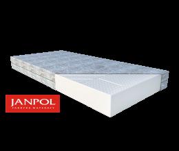 Materac lateksowy ROMA Janpol kwadrat 2