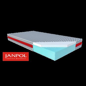 Materac piankowo - lateksowy PULSE ELEGANT Janpol