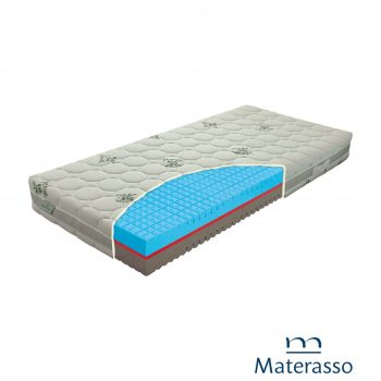 Materac piankowy LAVENDER DUO Materasso