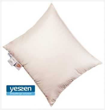 Poduszka puchowa antyalergiczna Yessen