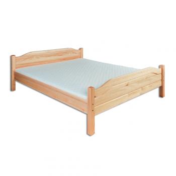 Łóżko sosnowe LK 101 Drewmax