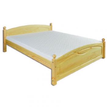 Łóżko sosnowe LK 103 Drewmax