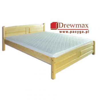 Łóżko sosnowe LK 104 Drewmax