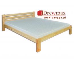 Łóżko sosnowe LK 105 Drewmax