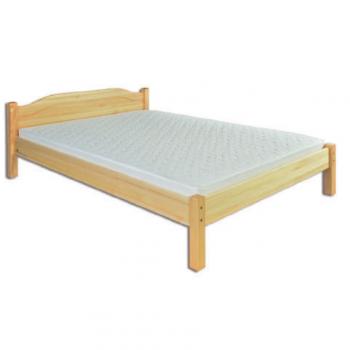 Łóżko sosnowe LK 106 Drewmax