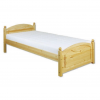 Łóżko sosnowe LK 126 Drewmax