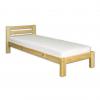 Łóżko sosnowe LK 127 Drewmax