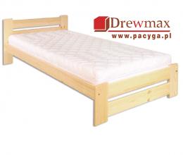 Łóżko sosnowe LK 146 Drewmax