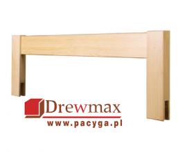 Barierka do łóżek sosnowych Drewmax