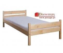 Łóżko sosnowe LK 157 Drewmax
