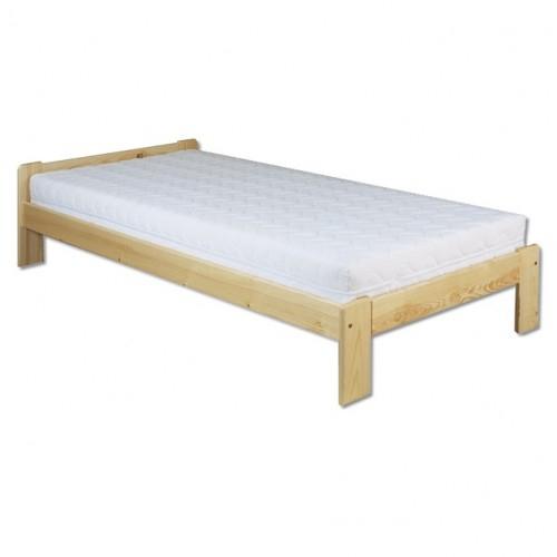 Łóżko sosnowe LK 123 Drewmax