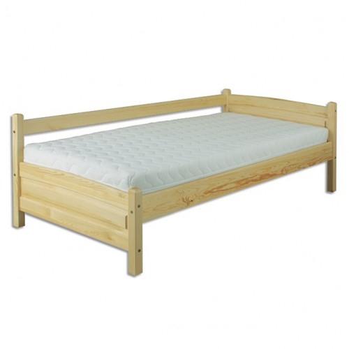 Łóżko sosnowe LK 132 Drewmax