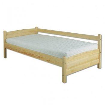 Łóżko sosnowe LK 133 Drewmax