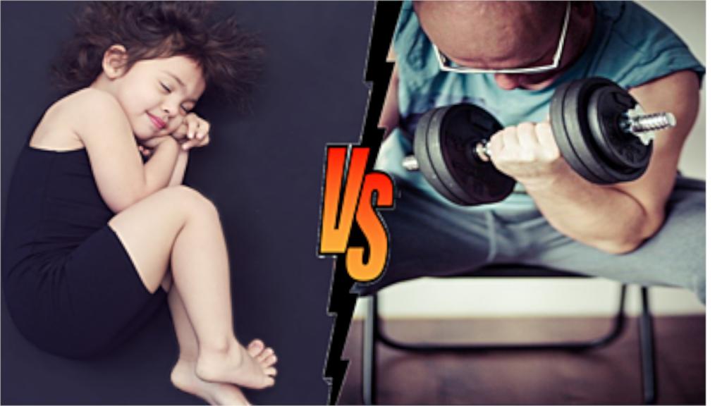 aktywność fizyczna a jakość snu