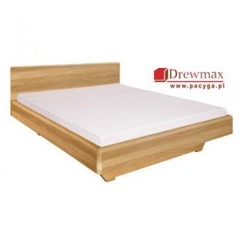 Łóżko dębowe LK 210 Drewmax
