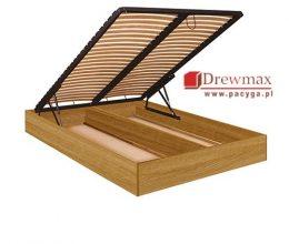Łóżko dębowe LK 276 Drewmax