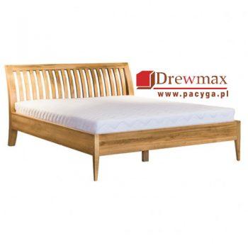 Łóżko dębowe LK 291 Drewmax