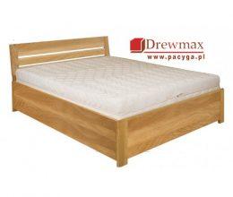 Łóżko dębowe LK 296 Drewmax
