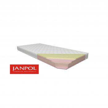 Materac termoelastyczny COMFORT DREAM Janpol