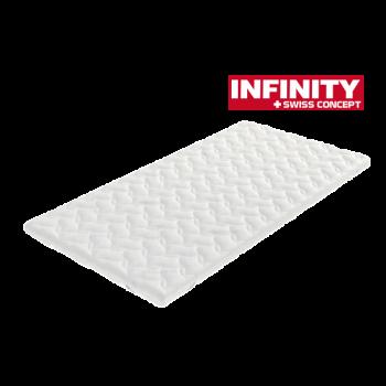 materac nawierzchniowy LATEX Infinity
