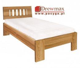 Łóżko dębowe LK 283 Drewmax