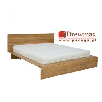 Łóżko dębowe LK 300 Drewmax