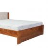 łóżko dębowe Malmo Ekodom