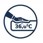 pianka termoelastyczna materac piankowy Royal Med Air