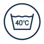 prać w 40 stopniach