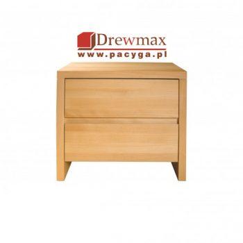 szafka nocna bukowa SN115 Drewmax