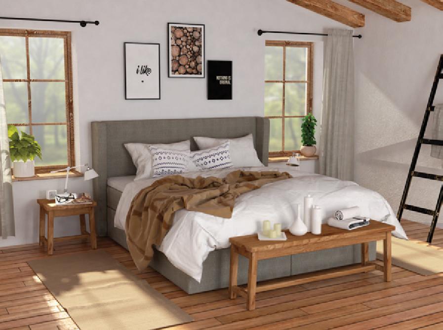 przy wyborze ramy łóżka sypialnia łóżka do sypialni