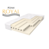 Materac piankowy Royal Med Brilliant 2