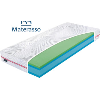 materac piankowy BEAST Lavender Materasso z logo