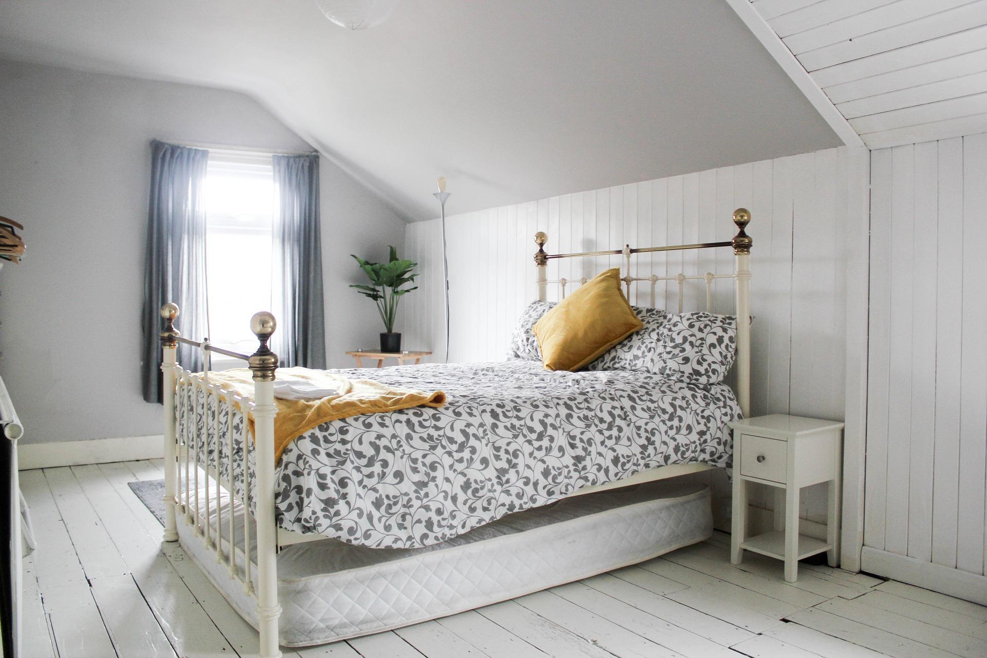 stelaż pod materac łóżko łóżka do sypialni