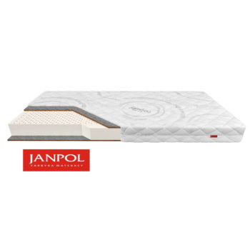 Materac lateksowy ZEUS Janpol